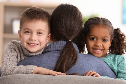 More than 18,000 children in Illinois are waiting to be adopted. (Adobe Stock)