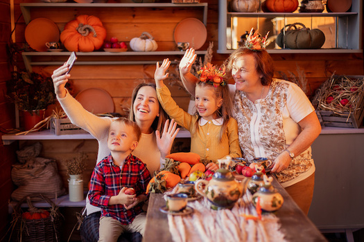 The CDC recommends Americans celebrate Thanksgiving at home this year. (Antipina/Adobe Stock)