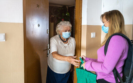 According to the 2019 Wisconsin Family Caregiver Survey, 73% of respondents reported not being able to meet their own personal care needs, while 63% said they struggled to balance caregiving with their regular jobs. (Adobe Stock)
