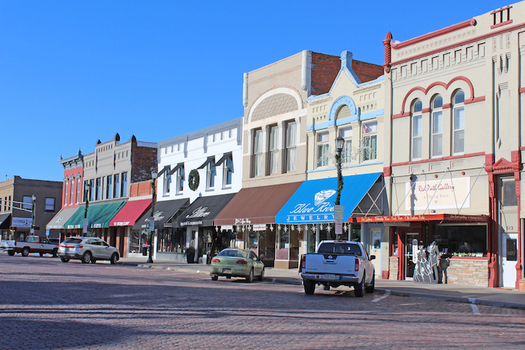 Nebraska's 172,000 small businesses make up almost 99% of the state's businesses, and support jobs for nearly half of Nebraska's workers. (Center for Rural Affairs)