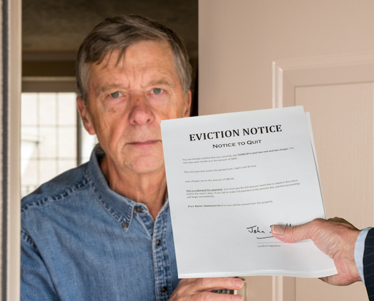 Pandemic relief advocates are calling for an extension of the eviction moratorium and federal emergency rental assistance. (steheap/Adobe Stock)
