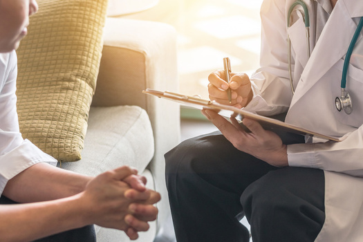 Providers say mental health and substance-use services are even more critical during the pandemic, with more Mainers experiencing feelings of loneliness and isolation. (Chinnapong/Adobe Stock)