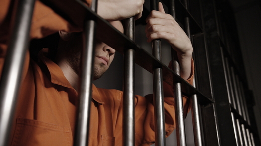 It's estimated that people in jail or prison are being infected by COVID-19 at rates more than five times higher than the nation's overall infection rate. (Adobe Stock)