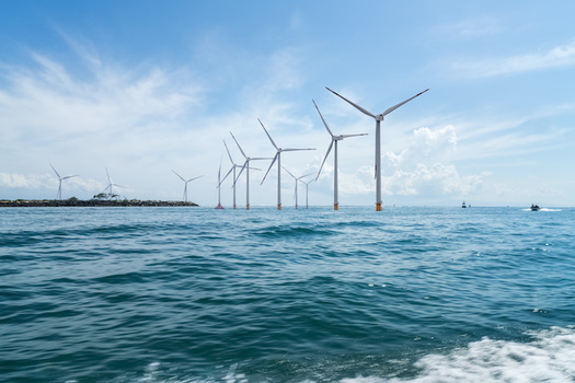 States such as North Carolina hope offshore wind farms will create more green jobs. (Adobe Stock)