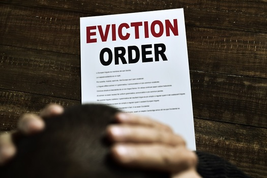 Thousands of Arizona renters could face eviction in January when both the federal eviction moratorium and CARES Act housing assistance are scheduled to end. (nito/Adobe Stock)