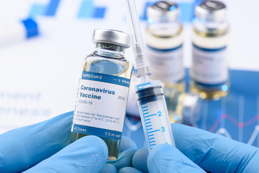 A las personas en mayor riesgo de contagio por el coronavirus se les está dando prioridad para recibir las vacunas COVID-19. (Dmytro S/Adobe Stock)
