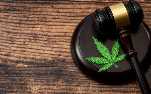 Last fall, South Dakota became the first state to endorse two marijuana ballot questions in the same election. One was for a medical cannabis program and the other was to legalize recreational use for those 21 and older. (Adobe Stock)