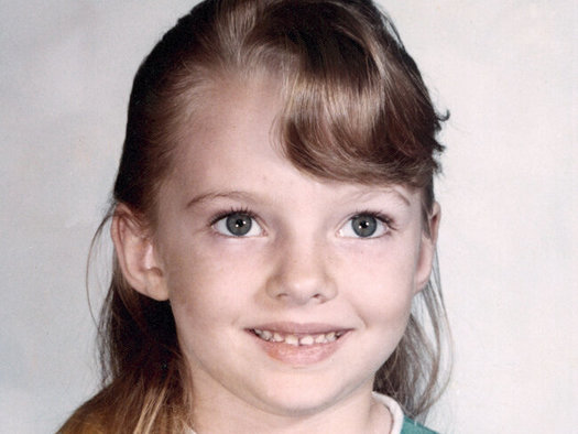 Lisa Montgomery in kindergarten. By this time, she had witnessed and experienced physical and emotional abuse and neglect, and her only caretaker, her half-sister Diane, had been removed from their Ogden, Kan., home by child services. (Photo courtesy attorneys for Lisa Montgomery)