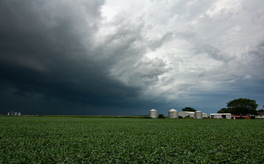 Environmental groups say the United States needs to recover from and reverse policy decisions under the Trump administration's Environmental Protection Agency, or the nation could see more devastating storms such as the derecho that struck Iowa last year. (Adobe Stock)
