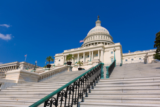 The U.S. Capitol steps were the scene of violent protests on Jan. 6 over Congress' acceptance of states' Electoral College results. (Adobe Stock)