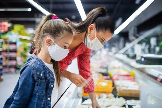 An estimated 600,000 Ohio kids will benefit from the extension of a pandemic food-assistance program. (AdobeStock)