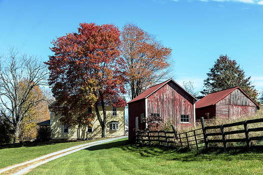 West Virginia Agrarian Commons is fundraising to acquire farmland to preserve the Appalachia region's agrarian way of life. (Wikimedia Commons)