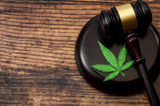 Since recreational use of marijuana became legal in Illinois in 2020, 700,000 minor cannabis records have become eligible to be expunged. (Victor Moussa/Adobe Stock)