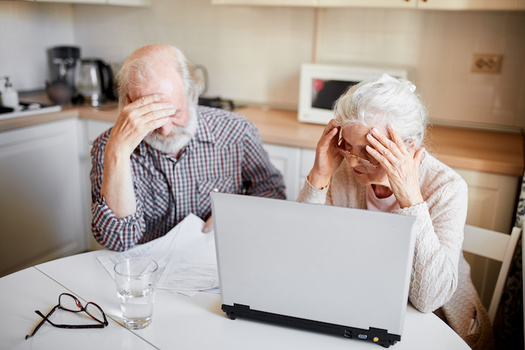 Seniors have reported that some state or provider vaccination websites don't work and a state interactive map is difficult to navigate. (alfa27/Adobe Stock)