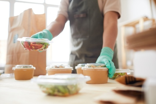 Thousands of meals will be prepared by local restaurants in Jackson and given to families in need. (AdobeStock)