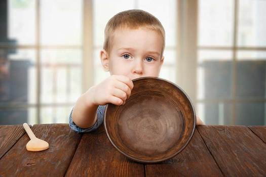 It's estimated one in four Texas children are experiencing food insecurity during the COVID-19 pandemic. (afmc.org)