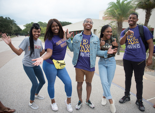 Prairie View A&M University, one of nine historically black colleges and universities in the U.S., will open its Ruth J. Simmons Center for Race and Justice next week. (pvamu.edu)