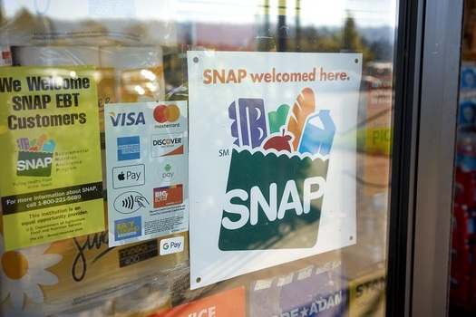 Thousands of Utah families who have lost jobs during the pandemic depend on SNAP benefits to buy enough groceries each month to stave off hunger. (Tada Images/Adobe Stock)