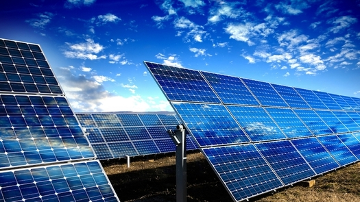 Experts have ranked New Mexico second in the nation for solar potential, and sixth for wind-power potential. (news.unm.edu)