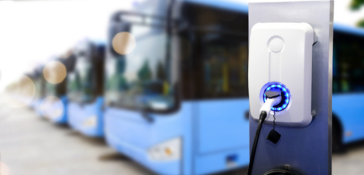 The Regional Transportation Commission of Washoe County is adding 19 new buses this month. Some are electric and some are hybrid, as part of its effort to have an all-alternative-fuel fleet by 2035. (navee/Adobe Stock)