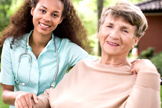 AARP's most recent survey found that 90% of adults age 65 and older want to stay in theirhomes and communities as they age. (A Place for Mom)