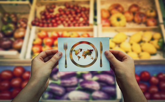 About 9% of the population globally is food insecure. (tong2530/Adobe Stock)