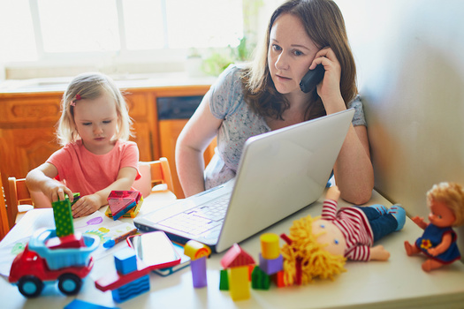 The American Rescue Plan would increase the Child Tax Credit from $2,000 per month to $3,000, with an additional $600 for children younger than age 6. (Ekaterina Pokrovsky/Adobe Stock)