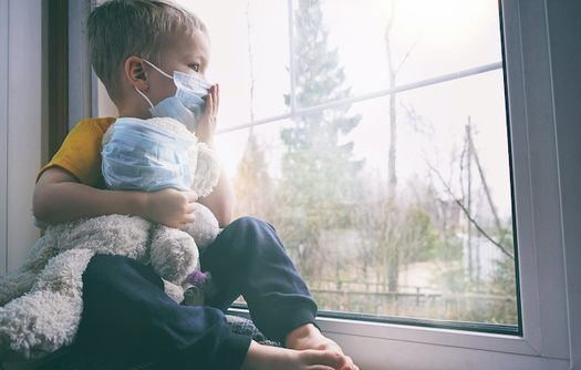 A recent report ranked Washington state third best for the well-being of children during the pandemic. (Gargonia/Adobe Stock)