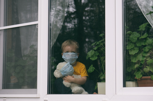 Community partnerships have found ways to adapt in order to keep caring for children and families throughout the pandemic. (Gargonia/Adobe Stock)