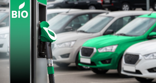 Some Washington state lawmakers want to join other West Coast states by creating a clean-fuel standard. (scharfsinn86/Adobe Stock)