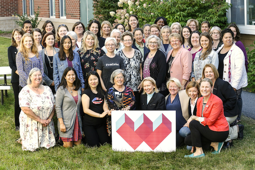 About 55% of elected school board members in New Hampshire are women, while women make up just 22% of elected select board members. (Cheryl Senter/NH Women's Foundation)