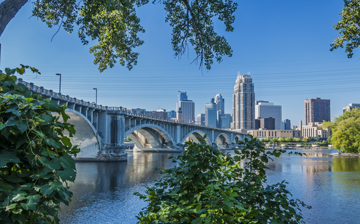 Minneapolis is well known for its waterways and parks. But environmental researchers are taking a closer look at some underlying issues tied to urban nature in the region. (Adobe Stock)