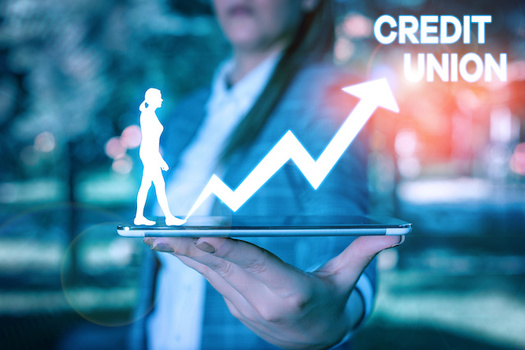 More than half of Oregonians are members of credit unions, according to a new report. (Artur/Adobe Stock)