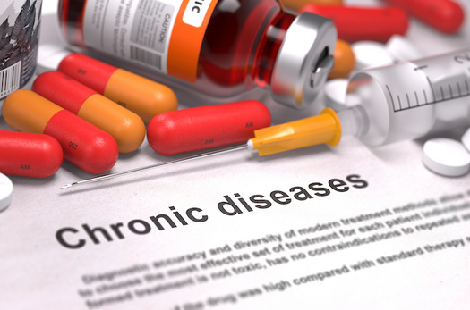 According to the CDC, chronic diseases cost the U.S. health-care system an estimated $214 billion per year and $138 billion in lost job productivity. (Adobe Stock)