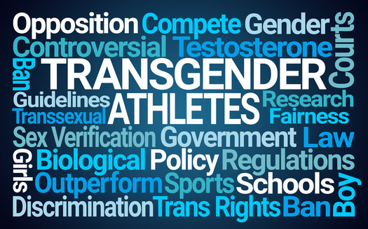 Bills that would restrict transgender students from competing in high school sports have surfaced in several states this spring, including North Dakota. (Adobe Stock)