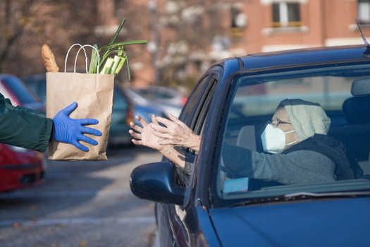 Food insecurity in Maryland increased 88% during the pandemic, according to the Maryland Food Bank. (Adobe stock)