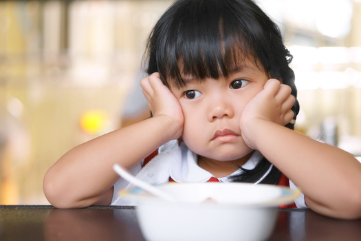 The group Feeding America estimates this year, one in six children could experience food insecurity, meaning they're in families that don't always have enough food. (Adobe Stock)