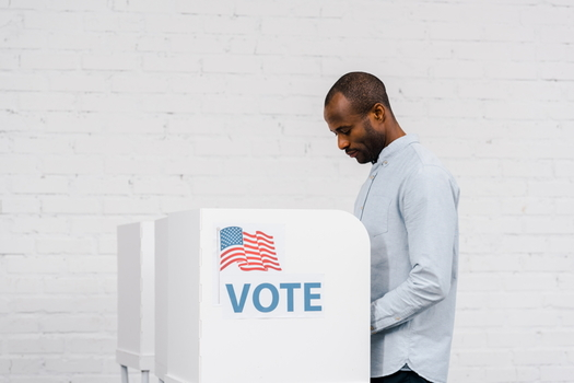 "A national poll finds supporters of the ""For the People Act"" in Congress believe it would make voting easier and more secure. (Adobe Stock)"