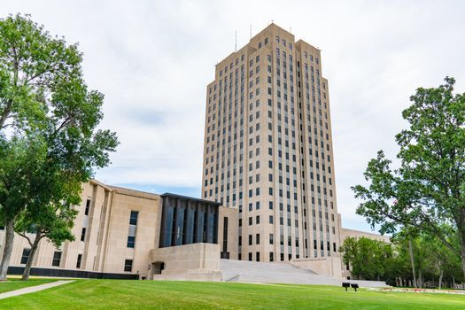 At the North Dakota capitol this year, the transgender sports bill is among legislation that saw the most spirited debate. (Adobe Stock)