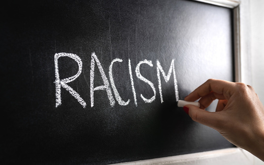 The New Hampshire House of Representatives passed a budget with an amendment banning teaching about systemic racism and unconscious bias. (terovesalainen/Adobe Stock)