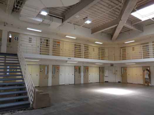 Among the facilities set to close is the N.A. Chaderjian Youth Correctional Facility in Stockton, CA. (Center on Juvenile and Criminal Justice)