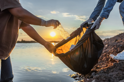 According to the Connecticut River Conservancy, beverage cans and bottles are the top trash items found in the Connecticut River. A new bottle-return bill hopes to change that, by incentivizing people to redeem more bottles. (Adobe Stock)