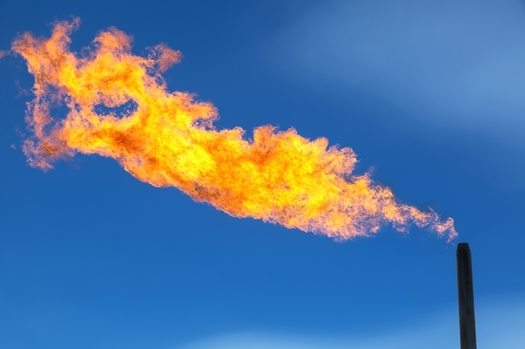 Many oil and gas producers vent or