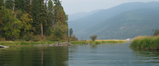 The Swan River National Wildlife Refuge is located in northwestern Montana. (U.S. Fish and Wildlife Service/Wikimedia Commons)