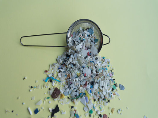 A bill in Congress aims to reduce microplastics in the ocean by incentivizing companies to produce more sustainable products and packaging. (Ignacio/Adobe stock)