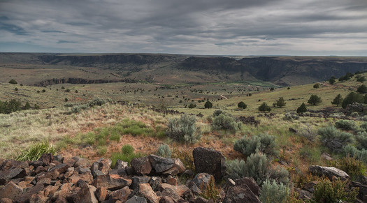 Three Forks is within an area the local advisory council has identified as having wilderness characteristics. (Bureau of Land Management/Flickr)