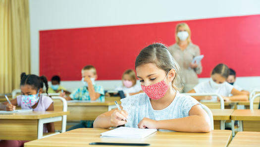 American Rescue Plan funds can be used to facilitate social distancing, upgrade ventilation and modernize HVAC systems in schools. (JackF/Adobe Stock)