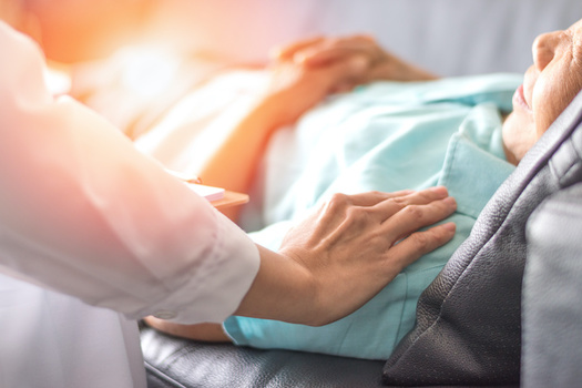 Proponents of the Medical Aid in Dying Act say it contains dozens of safeguards against coercion and abuse of terminally ill patients. (Khunatorn/Adobe Stock)