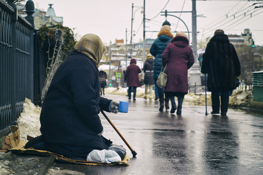 The Connecticut Coalition to End Homelessness Point-In-Time count shows about 300 fewer homeless households in Jan. 2021 than Jan. 2020. The coalition says that is, in part, the result of federal aid that is still needed to mitigate the effects of the pandemic. (Adobe Stock)
