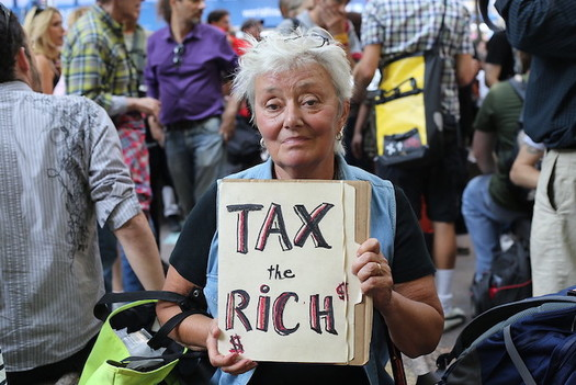 More than 70% of Colorado voters support eliminating outdated tax exemptions and credits for corporations and wealthy individuals. (Timothy Krause/Flickr)